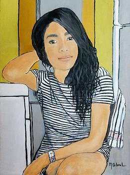 Amanda  by Maggie  Cabral