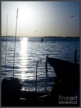 Agus Aldalur - amanecer azul
