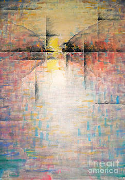 Amanecer by Jose Maria Diaz Ligueri
