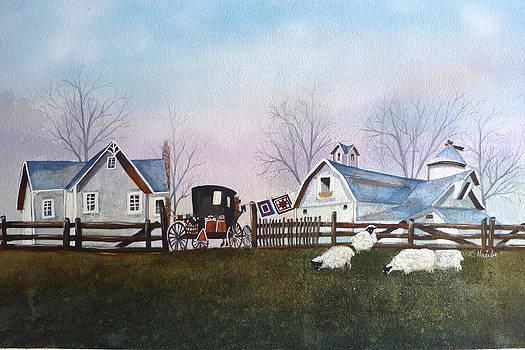 Amash Farm by Reta Haube