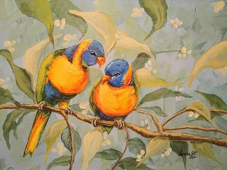 Amazing Love by Sandra Lett