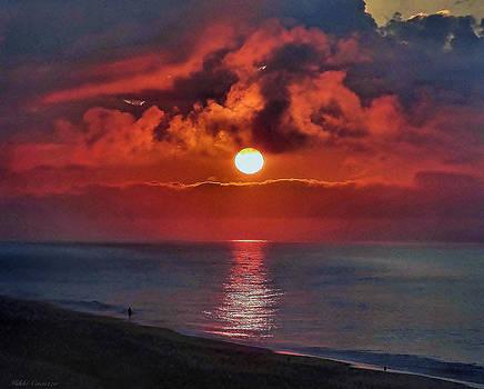 Amazing Sunrise by Mikki Cucuzzo