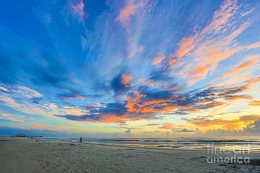Amazing Sunrise by Mina Isaac