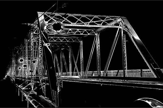Ambridge Bridge  by Paul  Simpson