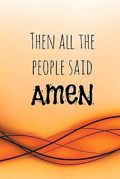Amen by Janet Trieschman