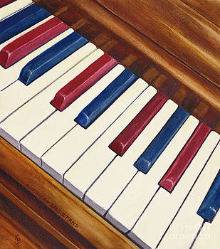 American Bandstand by Karen Fleschler