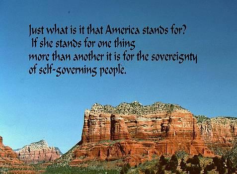 Gary Wonning - American Belief