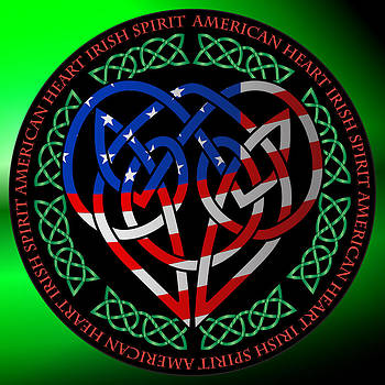 American Celtic Heart by Ireland Calling