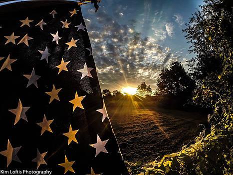 American Dreams  by Kim Loftis