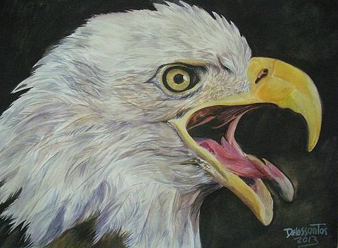 American Eagle  by Kristina Delossantos
