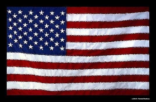 Tommi Trudeau - American Flag