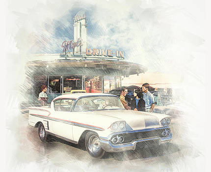 American Graffiti Part Two .... by Rat Rod Studios