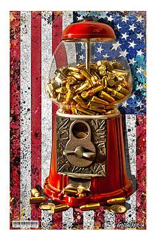 American Gun Ball Machine by John Goldacker