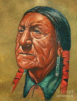 American Indian by Stu Braks