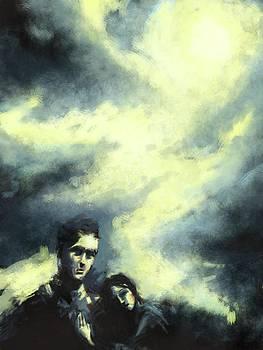 American Martyr by David Leiberg