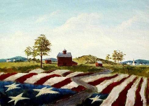 American Morning by Robert Stump