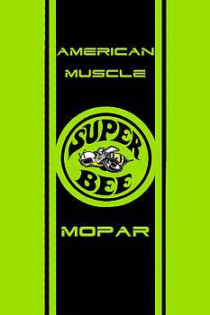 American Muscle - Mopar by Sennie Pierson