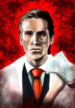 American Psycho by Vinny John Usuriello