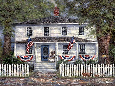 American Roots by Chuck Pinson