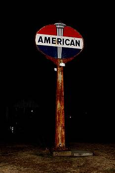 American by Suzanne  McClain
