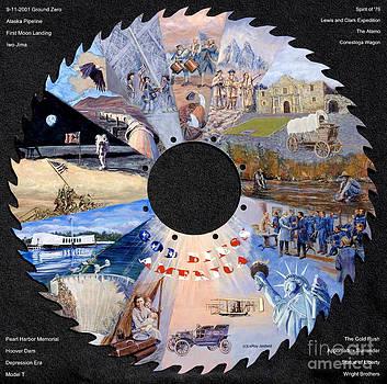 American Timeline by LeRoy Jesfield
