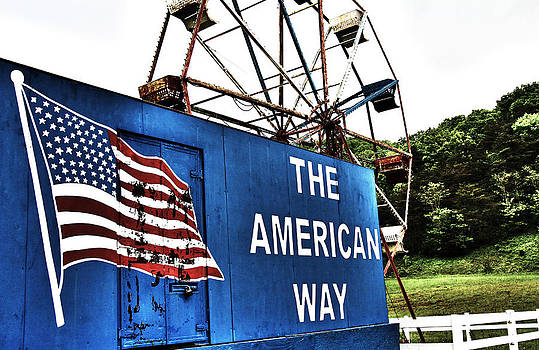 American Way by Lindsay Stone