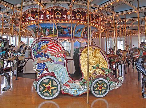 Barbara McDevitt - Americana Chariot