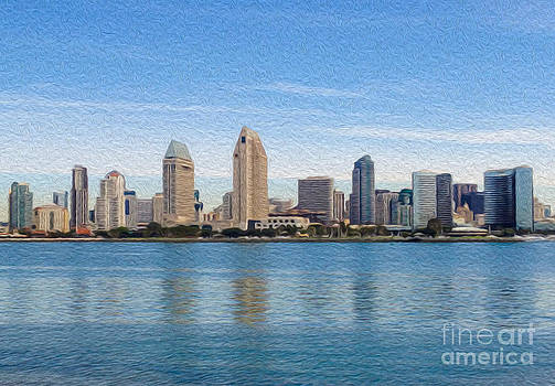 Americas Finest City by Kenneth Montgomery