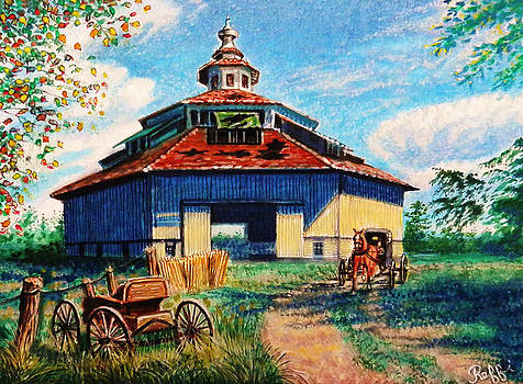 Amish Country by Raffi Jacobian
