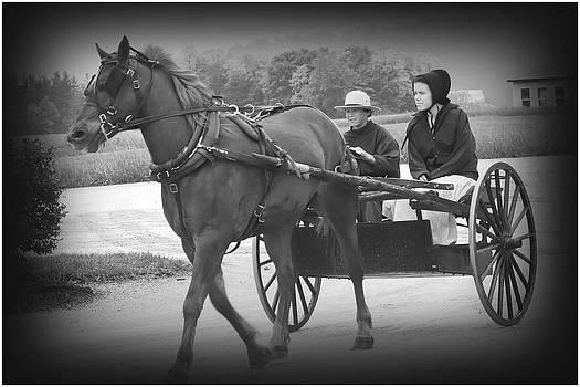 Randall Branham - AmishTeenage Rot Rod