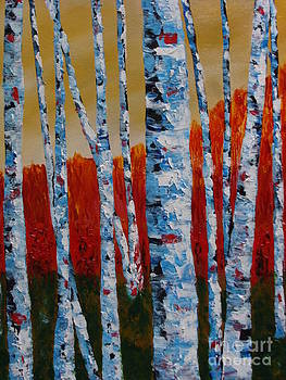 Among The Trees 2 by Beverly Livingstone