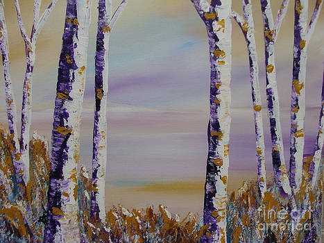 Among The Trees 4 by Beverly Livingstone