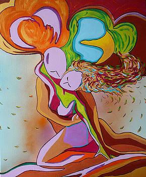 Amore e Psiche by Gioia Albano