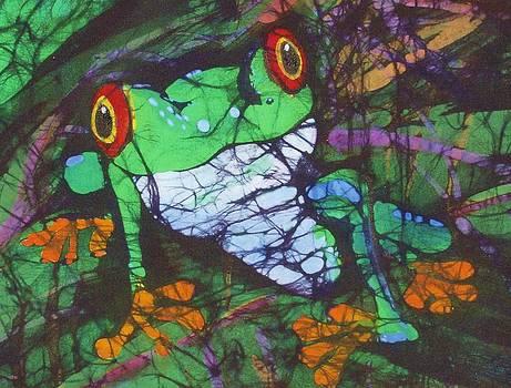 Amphibia II by Kay Shaffer