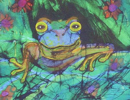 Amphibia III by Kay Shaffer