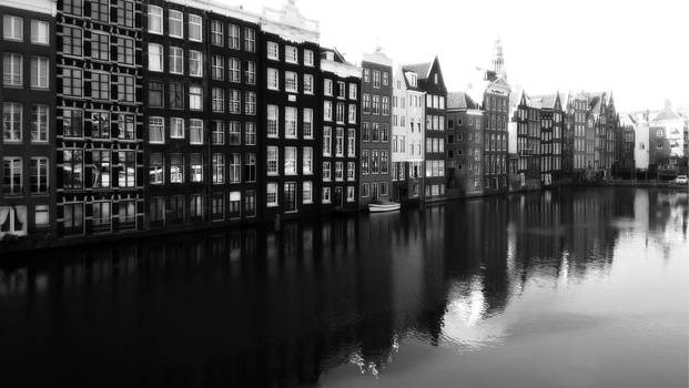Amsterdam 001 by Per Lidvall