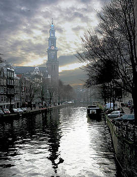Guy Ciarcia - Amsterdam- Afternoon Mist