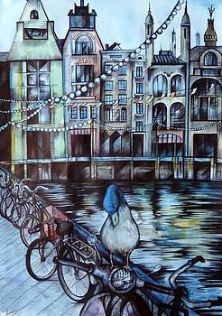 Anna  Duyunova - Amsterdam
