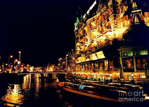 John Malone - Amsterdam at Night Five