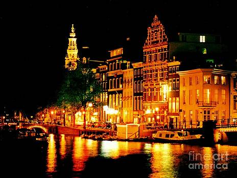 John Malone - Amsterdam at Night Four