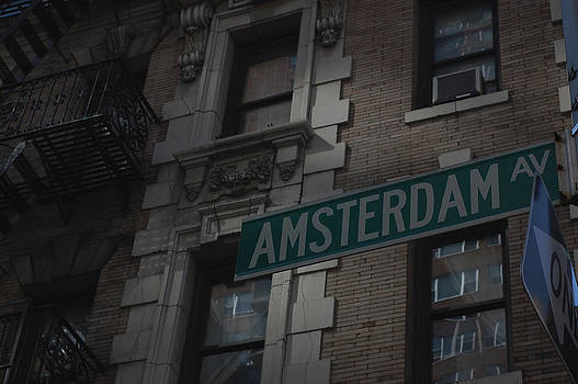 Amsterdam Avenue by Eric Keesen