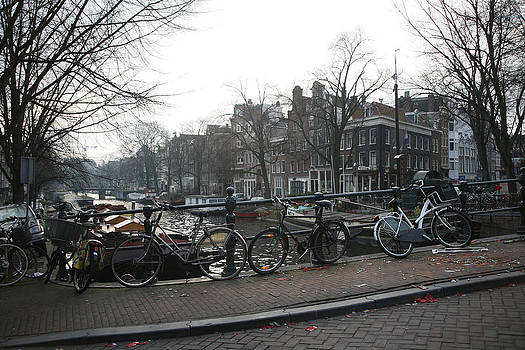 Guy Ciarcia - Amsterdam- Bicycles