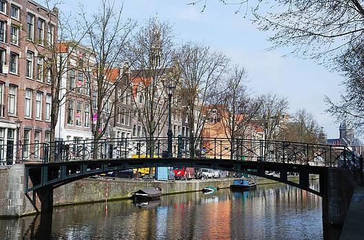 Ramunas Bruzas - Amsterdam Bridges
