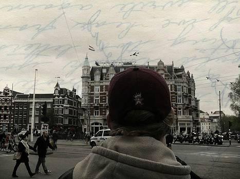 Amsterdam City by Ro Van den A