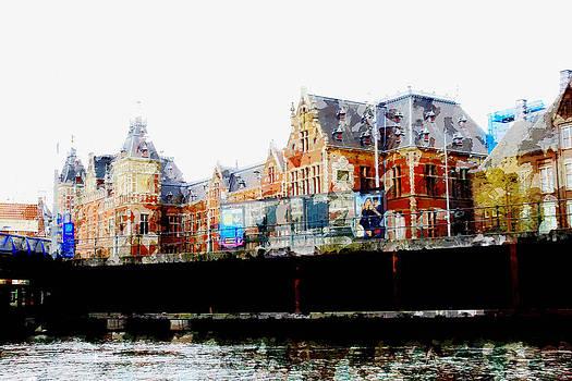 Amsterdam by John Stuart Webbstock