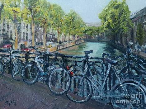 Amsterdam by Laura Toth