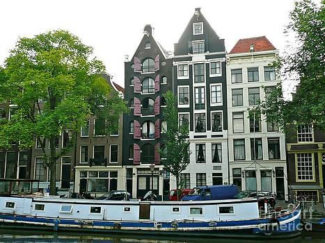 Rachel Gagne - Amsterdam Slim Houses