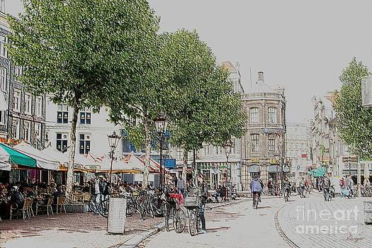 Amsterdam Streets 3 by Sergio B