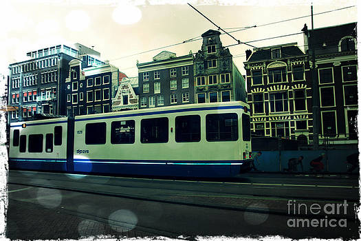 Sophie Vigneault - Amsterdam Tramway