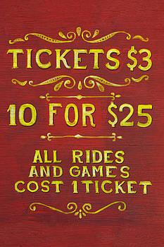 Mike Savad - Amusement - Tickets 3 Dollars